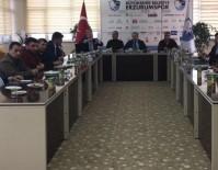 VEDAT AYDıN - Büyükşehir Belediye Erzurumspor'da Yeni Görev Dağılımı Yapıldı
