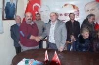ABDÜLKADİR ÖZEREN - CHP'den MHP'ye Ziyaret