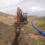 YENICEOBA - Cihanbeyli'ye 6.6 Milyonluk İçme Suyu Yatırımı