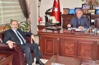 MISYON - DAP Başkanı Adnan Demir'den ETSO'ya Ziyaret