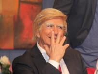 VOLKAN SEVERCAN - Donald Trump İstanbul'da Sahneye Çıktı