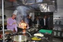 SEDDAR YAVUZ - Dünya Mutfağı Muş'a Taşınıyor