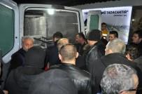 SÖZLEŞMELİ - El-Bab Şehidinin Cenazesi Memleketi Sakarya'ya Getirildi