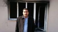 Erzincan'da Cemevinde Yangın