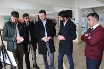 ÖMER HALİSDEMİR - Erzurum Gençlik Platformu'ndan 50. Yıl Ortaokulu'na Ziyaret