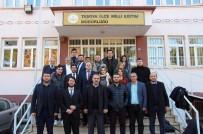 KUDRET KURNAZ - Esenyurt'tan Taşova'ya Binlerce Kitap