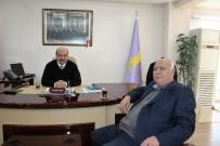 ESNAF ODASı BAŞKANı - ESOB Başkanı Abdülkadir Konak'ın Ziyaretleri