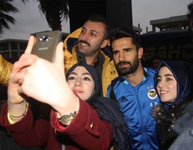 Fenerbahçe kafilesi Bursa'da