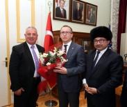KALİTELİ YAŞAM - Gürcistan'dan Bursa'ya İşbirliği Çağrısı