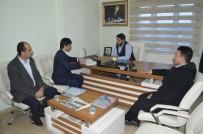 KURAN-ı KERIM - Hayrat Vakfı'ndan TÜGVA Başkanı Som'a Ziyaret