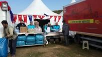 ÇANAKKALE VALİLİĞİ - İBB'den Çanakkaleli Depremzedelere Yardım Eli