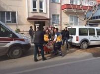 Karaman'da İki Kardeş Arasında Bıçaklı Kavga Açıklaması 1 Yaralı