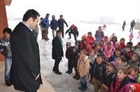 AHMET ÖZKAN - Kaymakam Özkan'dan Öğrencilere Tavsiyeler