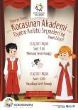 KAYABAŞı - Kocasinan Akademi Tiyatro Kulübü Kuruldu