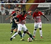 YILDIZ FUTBOLCU - Konyaspor İle Antalyaspor Ligde 12. Randevuda