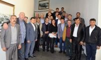 ÖZLEM ÇERÇIOĞLU - Kuyucak Ve Kuşadası Mahalle Muhtarlarından Başkan Çerçioğlu'na Ziyaret