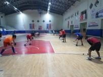 ANADOLU ATEŞI - Malatya Hokey Kulübü Alanya'daki 1.Lig Müsabakalarına Hazırlanıyor