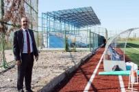 JİMNASTİK SALONU - Malatya'nın Çehresini Değiştiren Yatırımlar