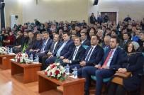 İLYAS ÇAPOĞLU - Maliye Bakan Yardımcısı Yavilioğlu'ndan Cumhurbaşkanlığı Sistemi Konferansı