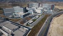 ALT YAPI ÇALIŞMASI - Mersin Şehir Hastanesi 5 Günde Yaklaşık 20 Bin Kişiye Hizmet Verdi