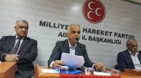 ÜLKÜCÜLER - MHP Adana İl Başkanlığı, 48. Kuruluş Yıl Dönümünde Mevlit Okuttu
