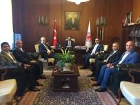 AHMET AYDIN - Milletvekilleri Ve Eğitim Bir-Sen Eğitimi Konuştu