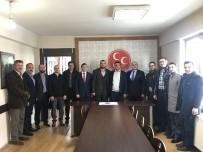 ACıMASıZ - MÜSİAD'dan Tüm Siyasi Partilere Ziyaret