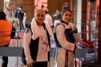 Nevşehirli Taekwondocu İpek Çiğdem Avrupa Şampiyonasında İkinci Oldu