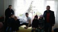 Öğrencilerden Kayseri Gazisine Moral Ziyareti