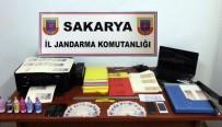 Sakarya'da Sahte Para Operasyonu