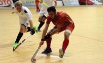 AVRUPA ŞAMPİYONU - Salon Hokeyi Avrupa Kulüpler Şampiyonası, Alanya'da Başladı
