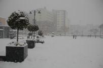 SOĞUK HAVA DALGASI - Samsun'a Kara Kış Geri Geliyor