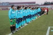 ÖMER HALİSDEMİR - Şehit Ömer Halisdemir Maçında Dostluk Kazandı