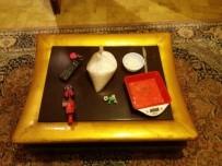 KİMYASAL MADDELER - Silivri'de Uyuşturucu İmalathanesine Operasyo