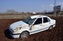MEDINE - Siverek'te Trafik Kazası Açıklaması 2 Yaralı
