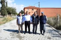 CAMİİ - Tarsus'ta 2 Yılda 92 Bin 222 Metrekare Parke Taşı Döşendi