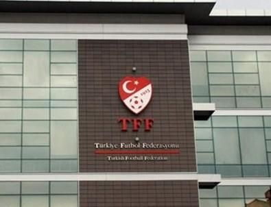TFF'de istifa