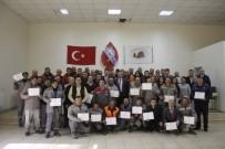 Uçhisar Belediyesi Personeli, Hizmet İçi Eğitim Sertifikalarını Aldı