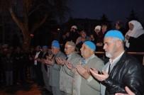 PEYGAMBER - Umre Yolcuları Kutsal Topraklara Uğurlandı