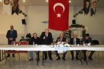 ALI ÇELIK - Yavuzeli Esnaf Kredi Kooperatifi Başkanı Hasan Çelik Güven Tazeledi