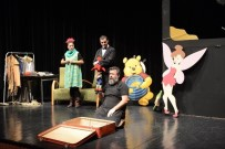 ADİLE NAŞİT - Yıldırımlı Çocukların Tiyatro Keyfi
