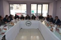 İLİM YAYMA CEMİYETİ - Yüksekova'daki STK Temsilcileri Bir Araya Geldi