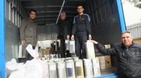 TARIŞ - Zeytinyağı Fiyatlarının Artması Üreticileri Sevindirdi