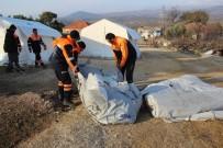 AFAD, Depremzedelerin Yaralarını Sardı