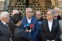 Ahmet Türk'ten Değerlendirme Açıklaması 'Kürt Halkı İle Türk Halkı Kardeştir'
