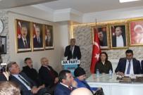 İSMAİL HAKKI - AK Parti Akhisar İlçe Teşkilatı Toplandı