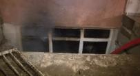 Ankara'da Yangın Dehşeti Açıklaması 'İ Çocuk 3 Kişi Yaralı
