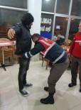 KURUSIKI TABANCA - Antalya'da Bin 800 Personel İle Huzur Operasyonu