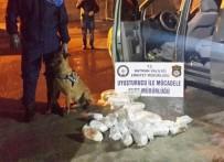 YAKIT DEPOSU - Aracın Yakıt Deposunda 13 Kilogram Uyuşturucu Ele Geçirildi