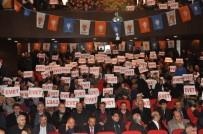 SICAK ASFALT - Bakan Arslan, AK Parti İl Danışma Meclisi Toplantısı'na Katıldı